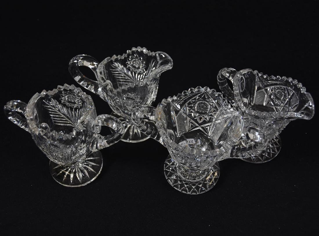(2) Creamer & Sugar, Various Patterns - 2