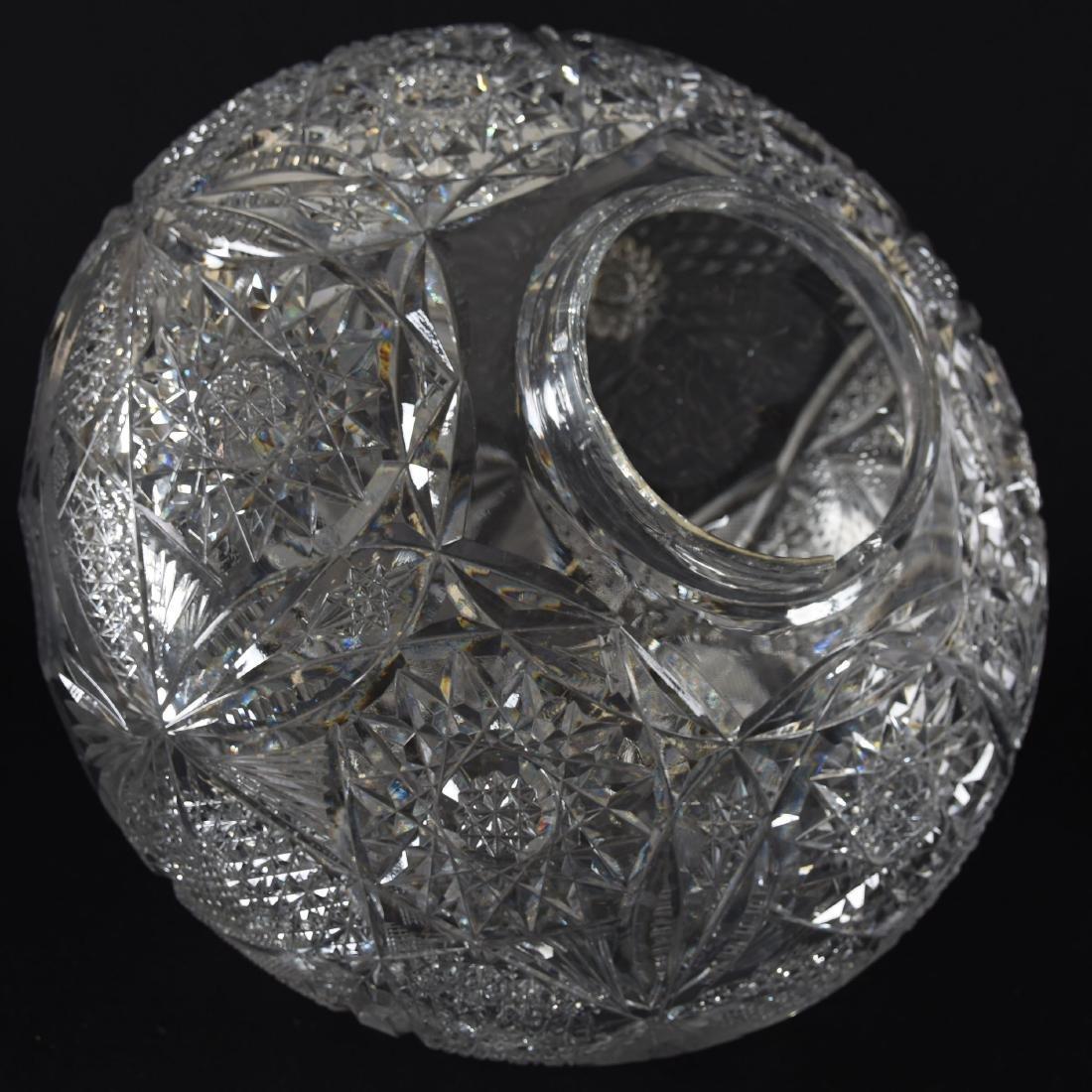 Lamp Globe, Flower Blossom, Hobstar Flower Blossom - 2