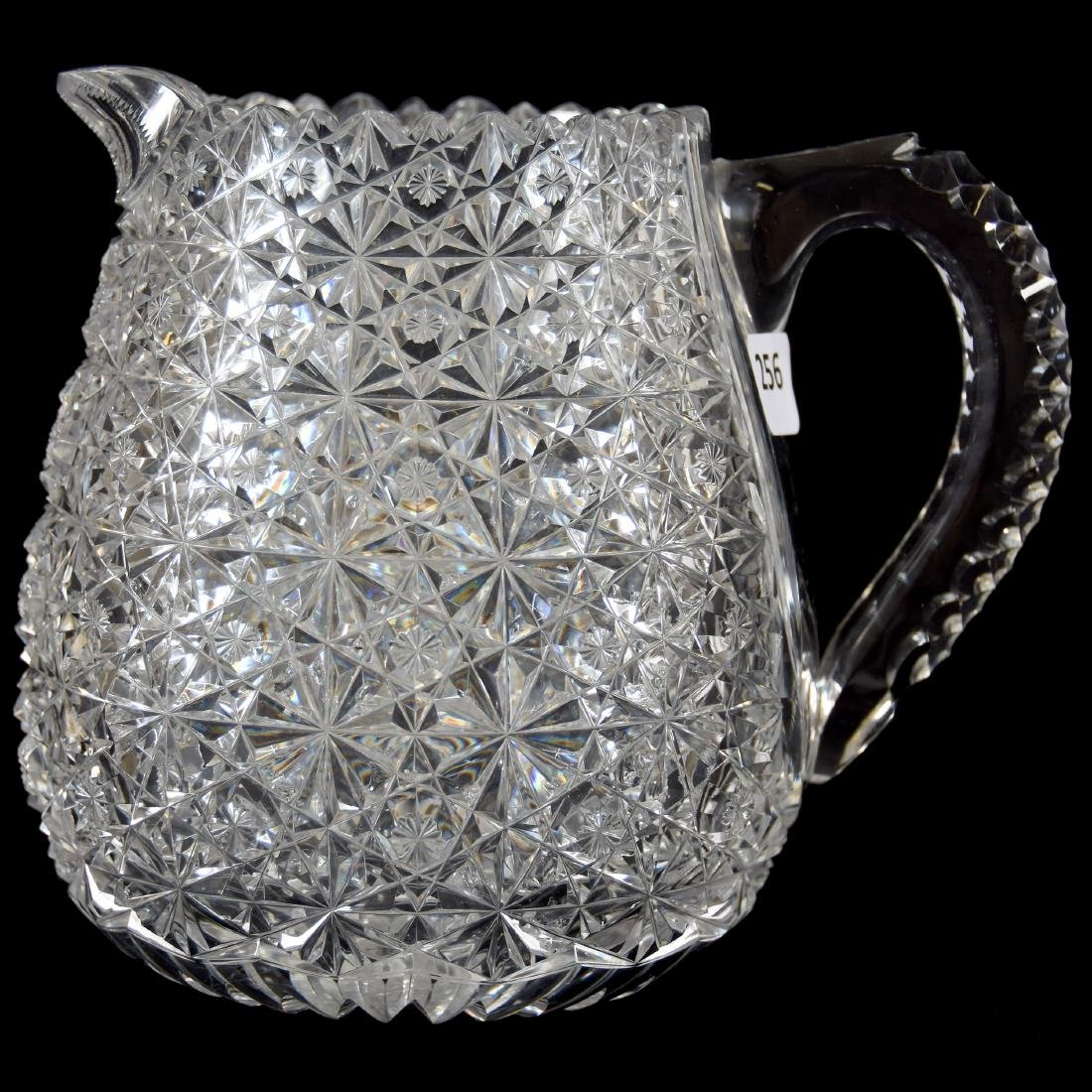 Milk Pitcher, Russian Pattern