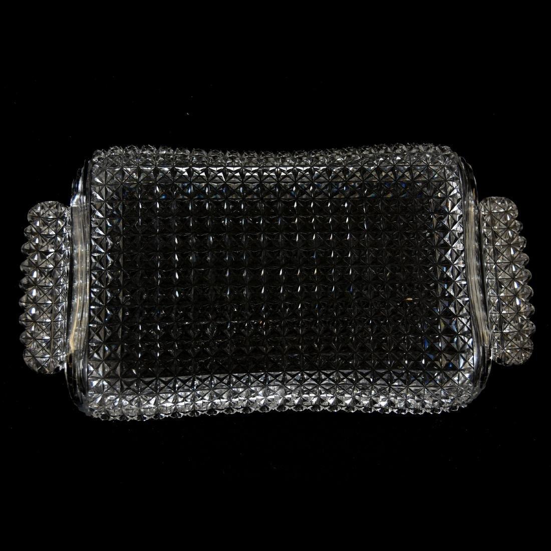 Serving Tray, Diamond Block Design - 2