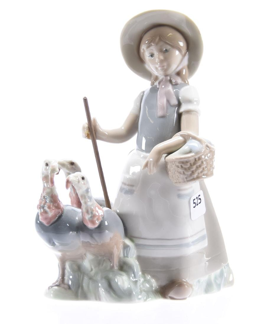 Porcelain Figurine, Lladro