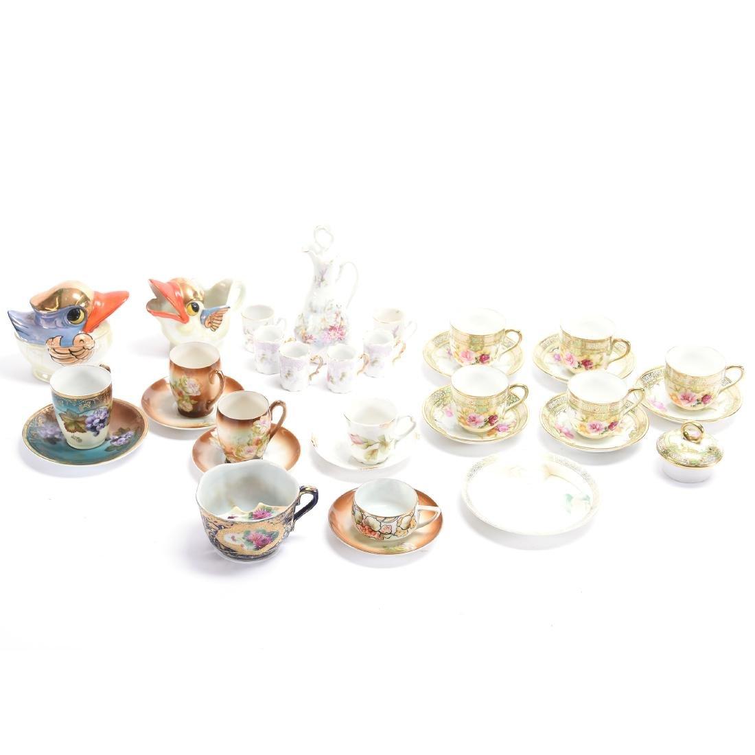 (25) Assorted Porcelain Items