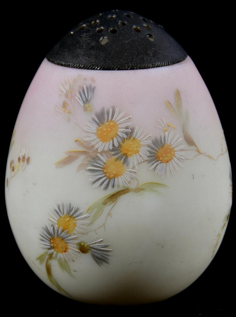 Mt. Washington Art Glass Sugar Shaker