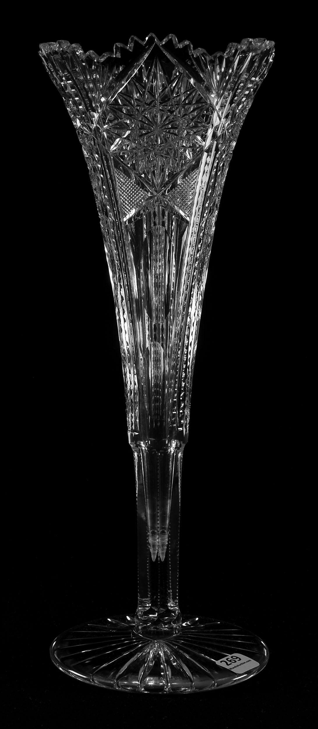 Vase, Design HF-193 by Val St. Lambert