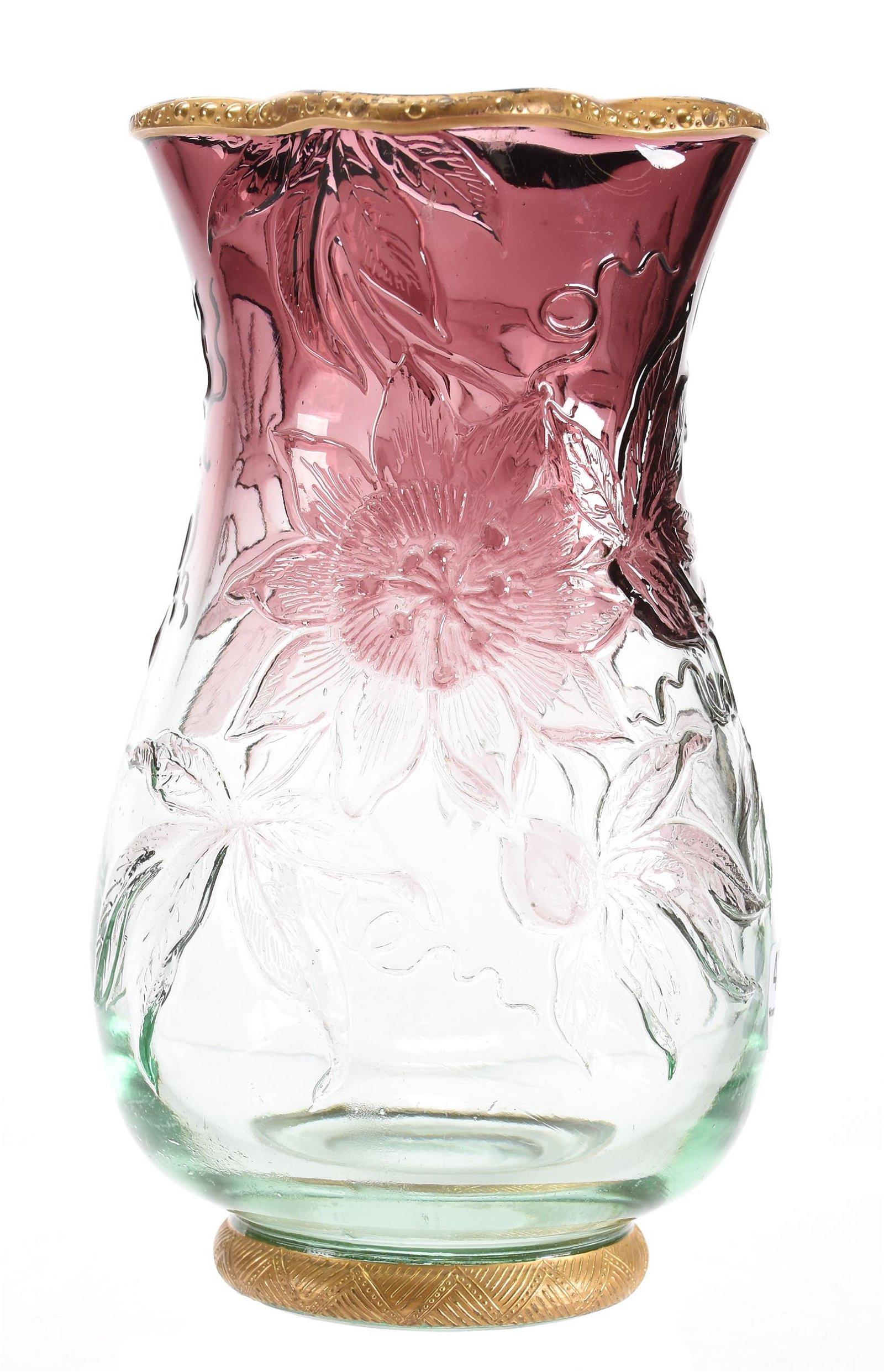 Vase, signed Thomas Webb & Sons, English Cameo