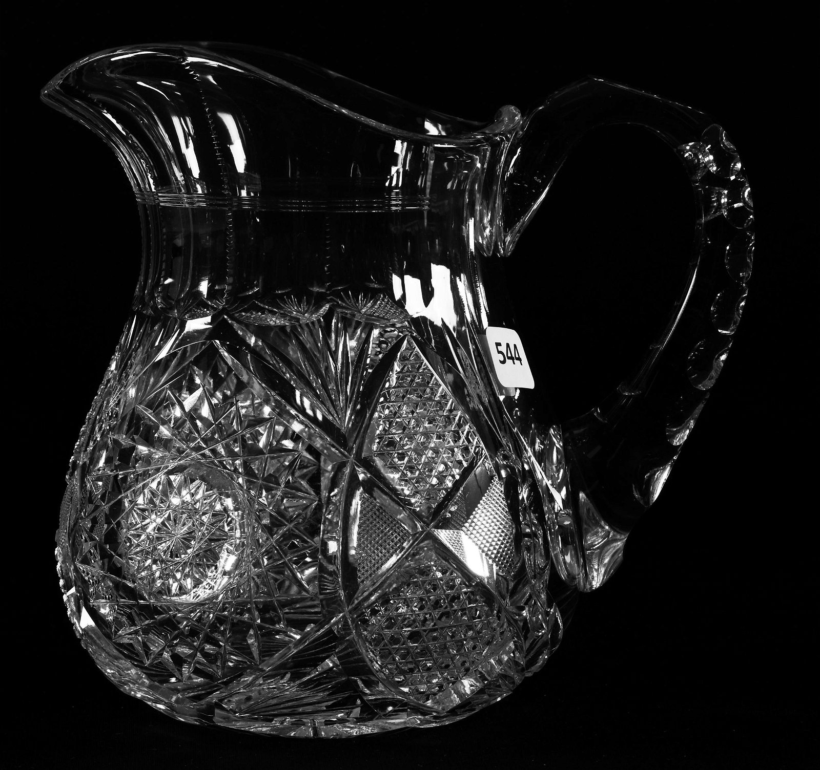 Water Pitcher, ABCG