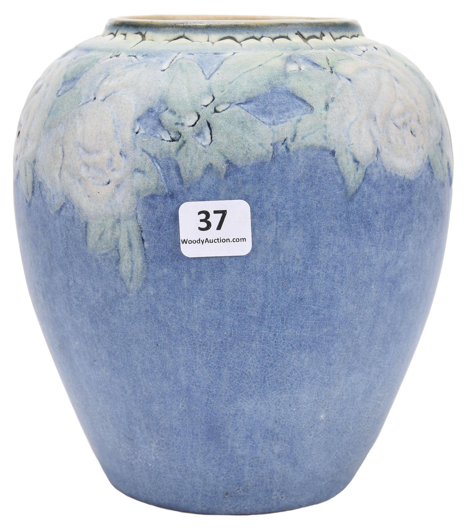 Newcomb Art Pottery Vase