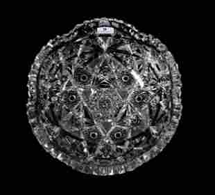 Bowl, ABCG, Pattern #166 By Meriden