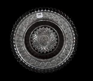 Plate, ABCG, Aberdeen Pattern By Jewel