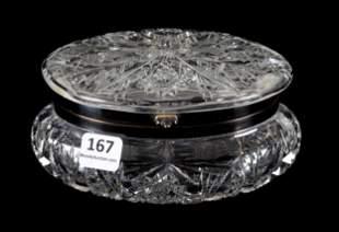 Oval Jewel Box, ABCG