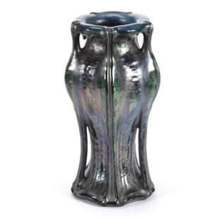 Vase, Amphora #3616 Art Pottery