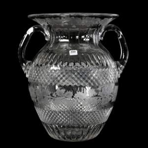 Vase, ABCG, Signed Sinclaire