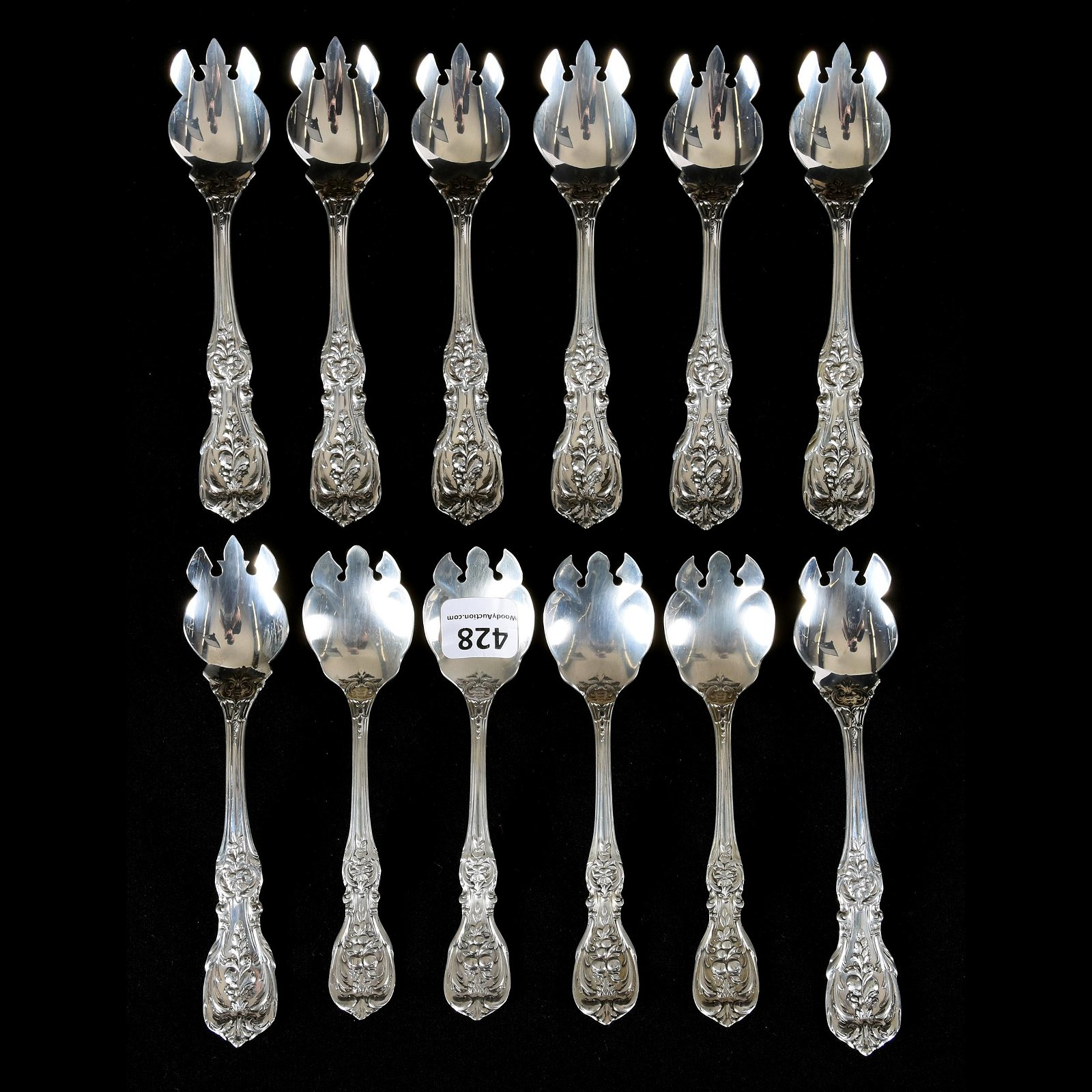 Francis First Sterling Flatware By Reed & Barton