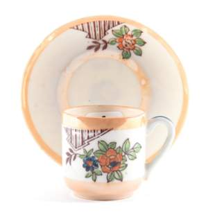 Cup & Saucer Marked Occupied Japan
