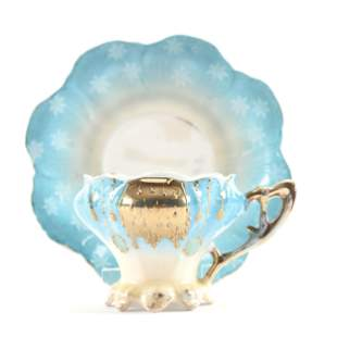 Cup & Saucer, Unmarked Prussia