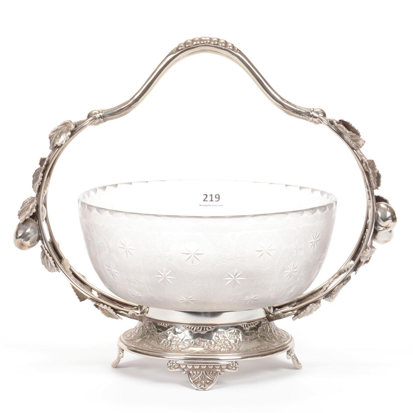 Victorian Brides Basket