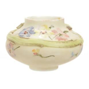 Vase Marked Crown Milano #1024 Art Glass
