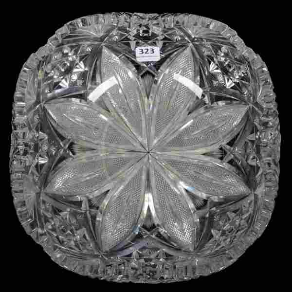 Bowl, ABCG, Venetian Pattern by Hawkes