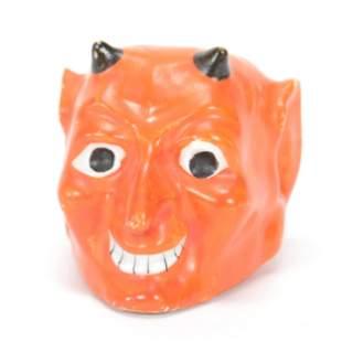 Match Holder Unmarked Royal Bayreuth Devil Head