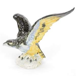 Fish Hawk Figure Marked Stangl Pottery #3459