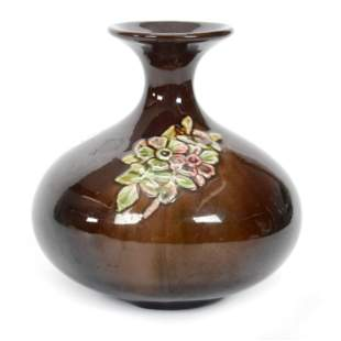 Vase, Unmarked Peters & Reed Art Pottery