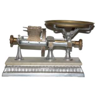 Vintage Balance Scale, Micrometer By Dodge Mfg. Co.