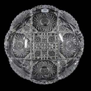 Bowl, ABCG, Amhurst Pattern By Clark