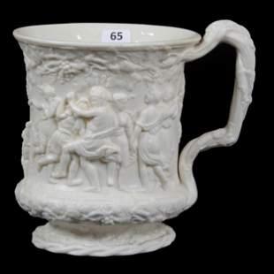 Mug, Bacchanalian Dance By Charles Meigh