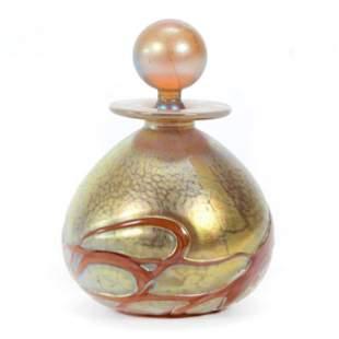 Perfume Bottle, Contemporary Art Glass