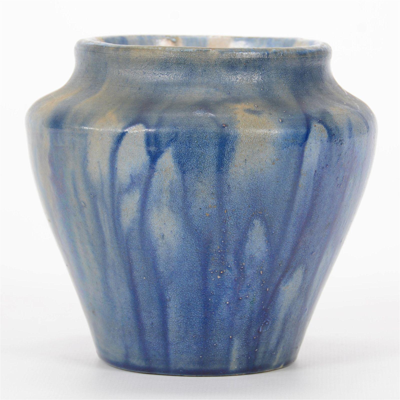 Vase, Art Pottery Signed G. Scott, Dated 1921