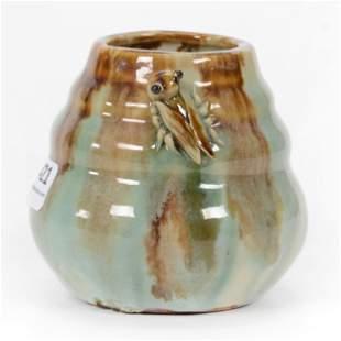 Vase, American Art Pottery