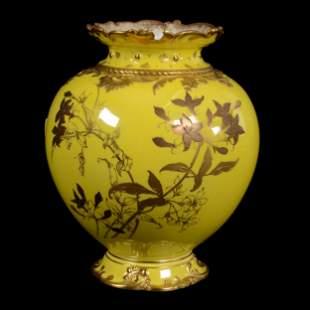 Vase Marked Royal Crown Derby