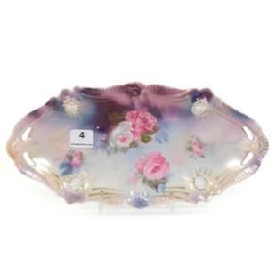 Relish Tray Marked R. S. Prussia