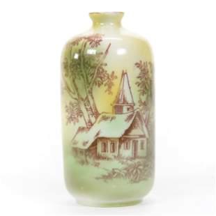 Miniature Vase Marked R.S. Germany