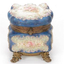 Jewel Box, Unmarked Wave Crest