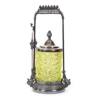 Victorian Pickle Castor
