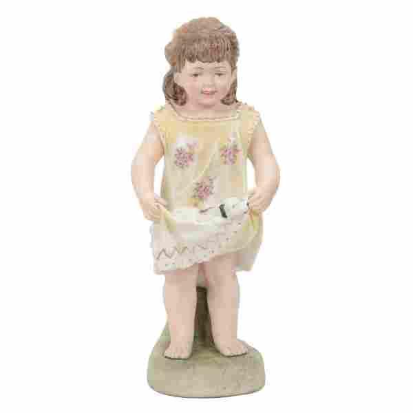 Figurine, German Bisque