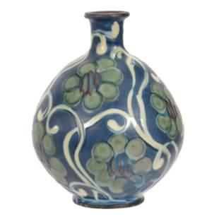 Vase, Art Pottery, Marked