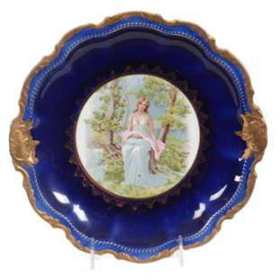 Plate Marked Empire China