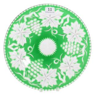 Plate, BPCG, Green Cut To Clear