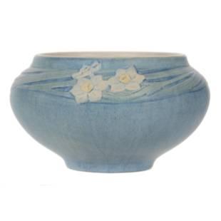 Vase, Marked Newcomb Art Pottery