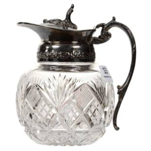 Syrup Pitcher, ABCG, St. Regis Pattern By Hawkes