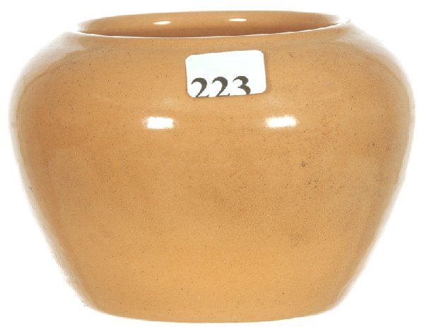 "223: 3 1/4"" X 4 1/2"" NORTH DAKOTA POTTERY"