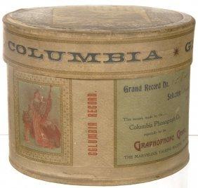 "21: ORIGINAL COLUMBIA GRAPHOPHONE GRAND ""CONCERT"" SIZE"