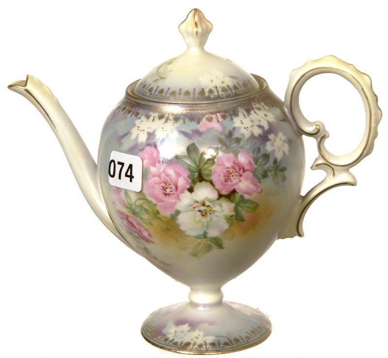 "6 1/4"" RSP MOLD #601 PEDESTAL TEA POT"