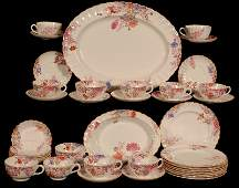 FORTY PIECE SPODE CHINA DINNERWARE SET