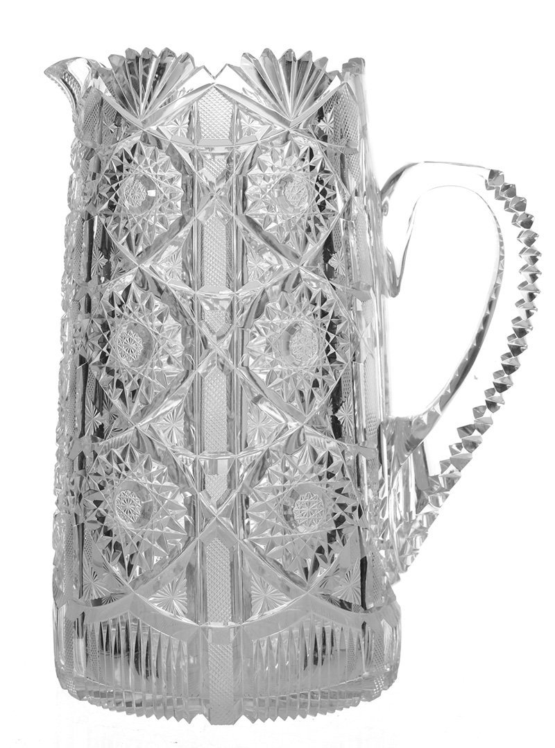 """9 1/2"""" ABCG WATER PITCHER"""