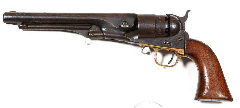 ORIGINAL COLT MODEL 1860 .44 CALIBER PERCUSSION ARMY