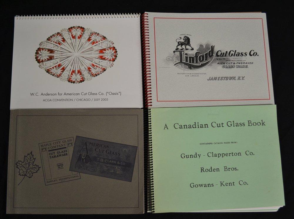 (18) AMERICAN BRILLIANT CUT GLASS CATALOGS & CATALOG - 3