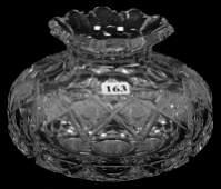 "5"" X 7"" SIGNED HAWKES AMERICAN BRILLIANT CUT GLASS"